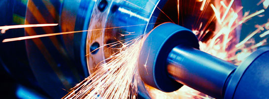Kundenreferenz SD Automotive, Metall-Fräse im Einsatz