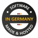 Software Made and Hosted in Germany