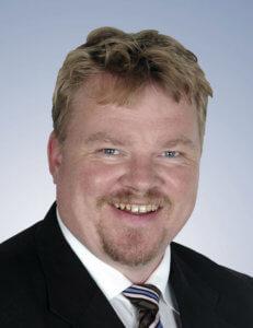 Frank Hohl, Geschäftsführer