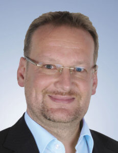 Joachim Weber, Geschäftsführer