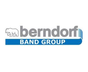 Kundenrefrenz GEDYS IntraWare: Logo von Berndorf Band