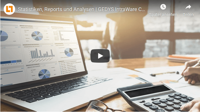 CRM Reporting: Analysis of Your CRM Data 1