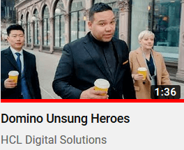 Marketing Video zu Domino