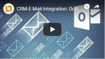 CRM-E-Mail-Integration: Outlook & alle IMAP Mailboxen | GEDYS IntraWare CRM