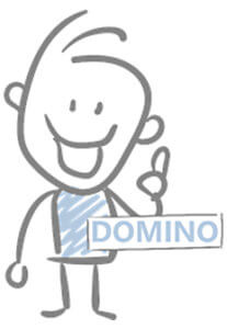 Domino for ever: We like it!