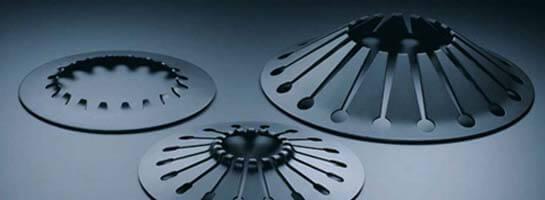 Kundenreferenz Christian Bauer: Große, geschlitzte Tellerfedern