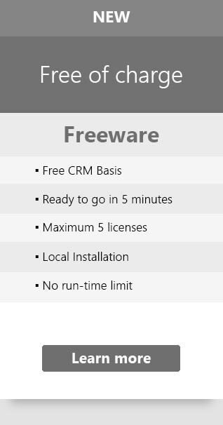 Price Tab: Freeware