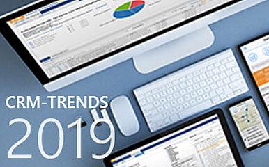 Bild zu Blog CRM Trend-2019 GEDYS IntraWare