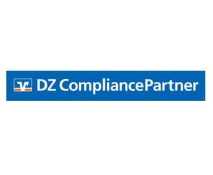 Reference DZ CompliencePartner, blue Logo