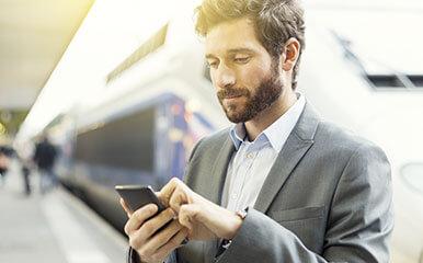 Blogartikel: 6 Experten-Tipps für mobiles Arbeiten von unterwegs