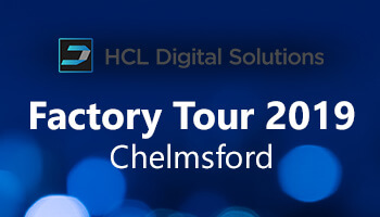 HCL blog image to HCL Factory Tour 2019 Chelmsford, Massachusetts