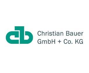 Kundenrefrenz GEDYS IntraWare: Logo von Christian Bauer