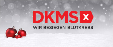 GEDYS IntraWare spendet 2017 an DKMS