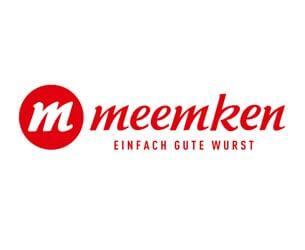 Kundenrefrenz GEDYS IntraWare: Logo von Meemken Wurstwaren