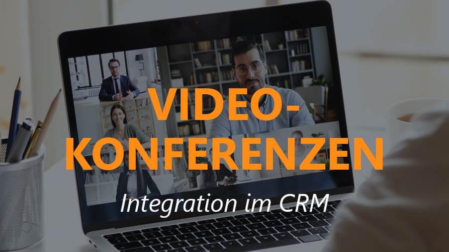 Videokonferenzen aus dem CRM GEDYS IntraWare
