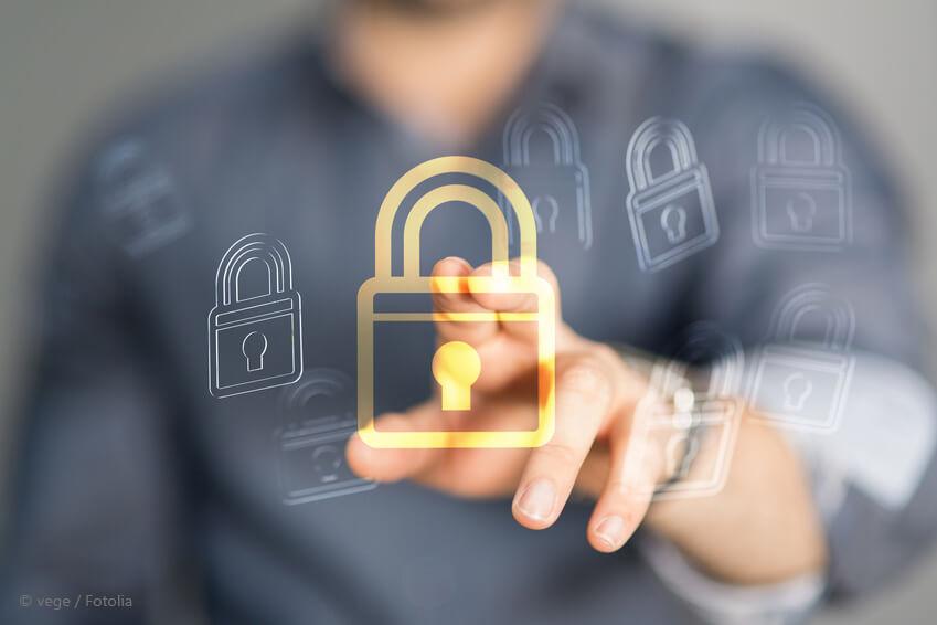 Sicherheit mit GEDYS IntraWare CRM für Finanzen & Versicherungen