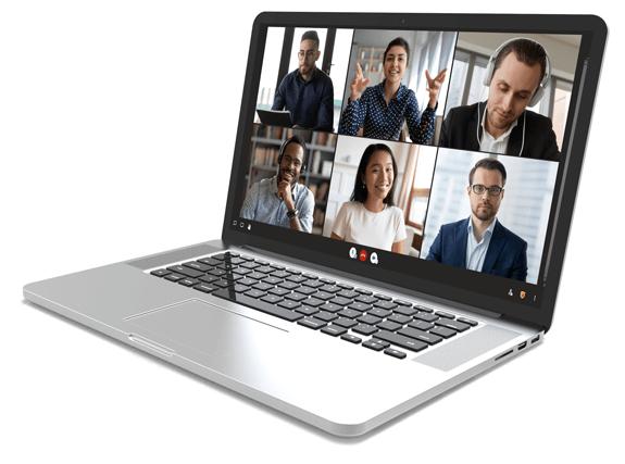 Videokonferenzen jetzt integriert im Release 8.11 von GEDYS-IntraWare