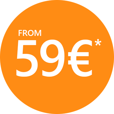Cloud CRM package from 59 Euro per month, GEDYS IntraWare
