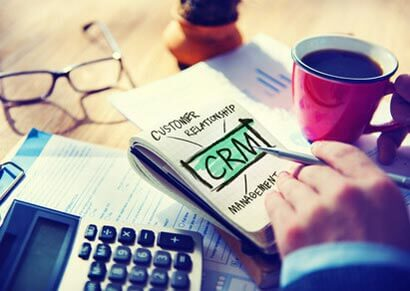 CRM-Definition: CRM-Grafik, GEDYS-IntraWare