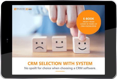 The CRM selection 1